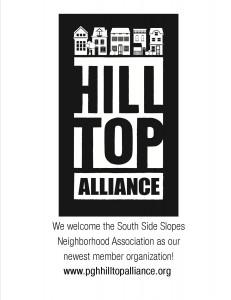 Hilltop Alliance Logo and Website