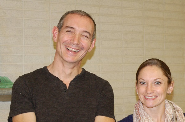 Jamie Balser & Elizabeth Heidenreich