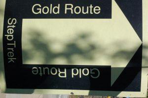 Gold Route Slider